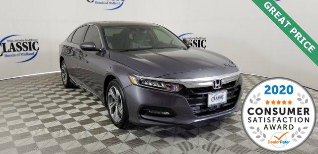 New 2020 Honda Accord Sedan in Midland, TX