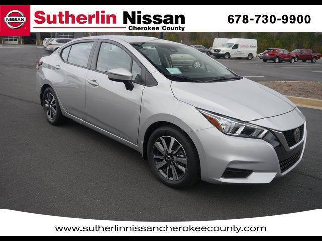 New 2020 Nissan Versa in Holly Springs, GA