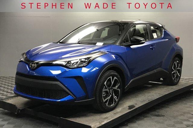 New 2020 Toyota C-HR in St. George, UT