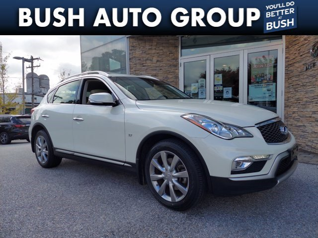 2017 INFINITI QX50 navigation back up camera sunroof AWD Premium Unleaded V-6 3.7 L/226 [7]