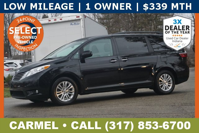 Used 2015 Toyota Sienna in Indianapolis, IN
