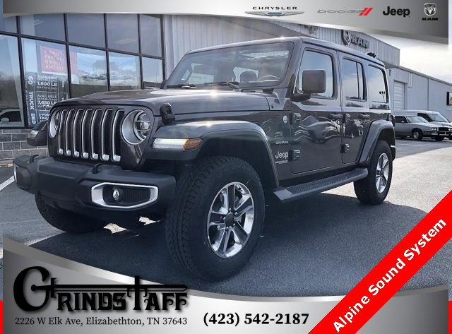 New 2020 Jeep Wrangler Unlimited in , TN