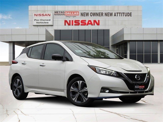 2020 Nissan LEAF SL PLUS SL PLUS Hatchback Electric [0]