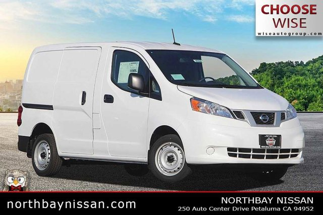 2020 Nissan NV200 Compact Cargo S I4 S Regular Unleaded I-4 2.0 L/122 [17]