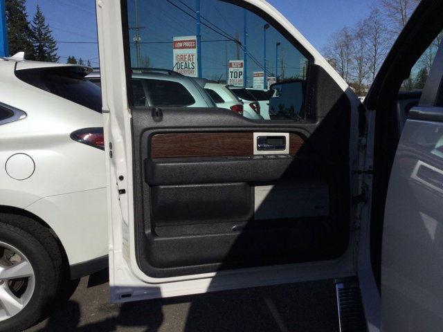 Used 2013 Ford F-150 4WD SuperCrew 145 Lariat