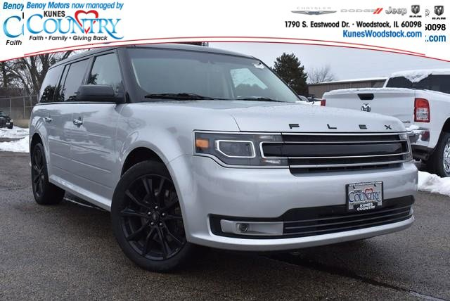 2019 Ford Flex Limited photo
