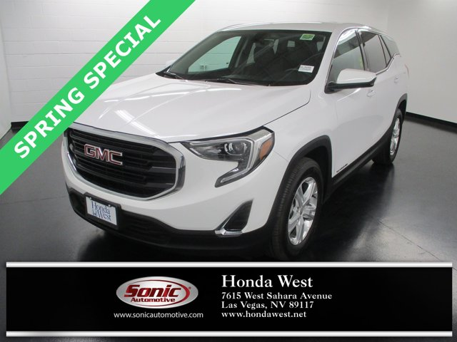 Used 2018 GMC Terrain in Las Vegas, NV