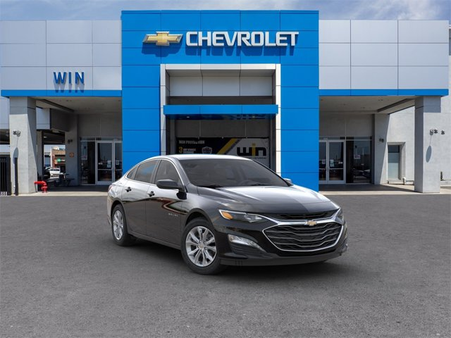 2020 Chevrolet Malibu LT 4dr Sdn LT Turbocharged Gas I4 1.5L/91 [6]