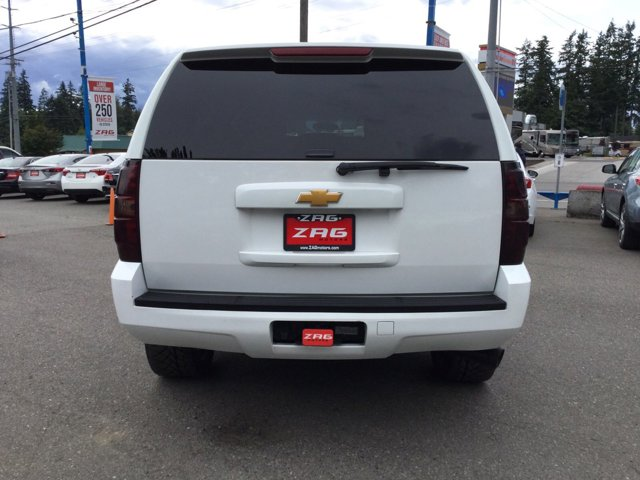 Used 2012 Chevrolet Tahoe 4WD 4dr 1500 Commercial