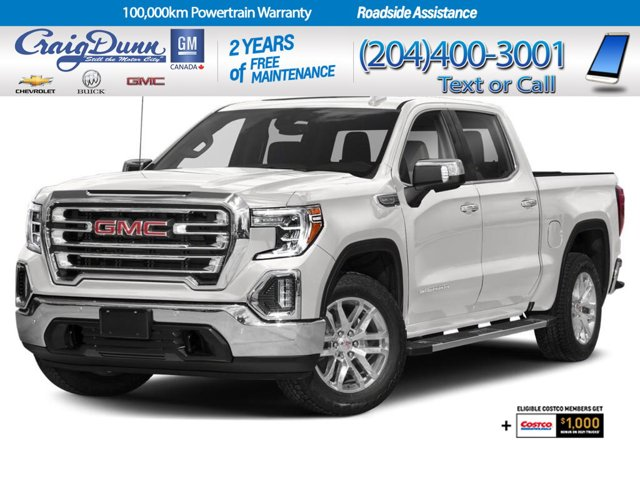 2021 GMC Sierra 1500 AT4 4WD Crew Cab 147″ AT4 Gas V8 6.2L/376 [0]