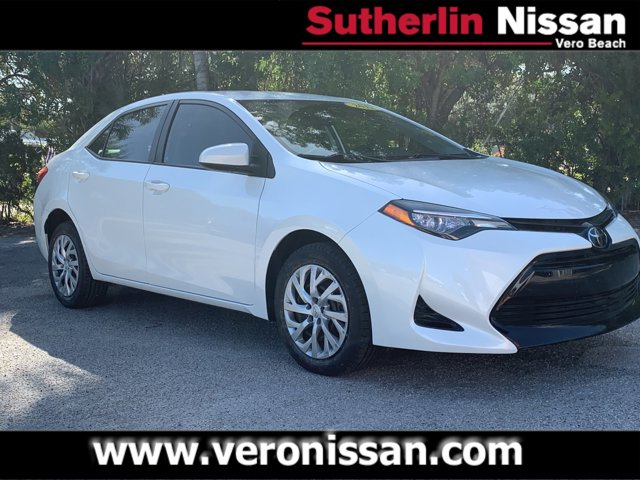 Used 2017 Toyota Corolla in Vero Beach, FL