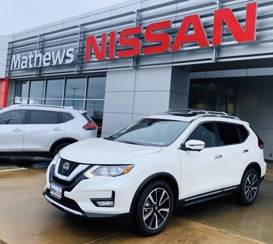 New 2020 Nissan Rogue in Paris, TX