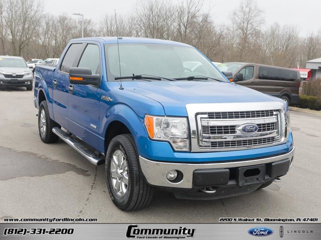 Used 2013 Ford F-150 in Bloomington, IN