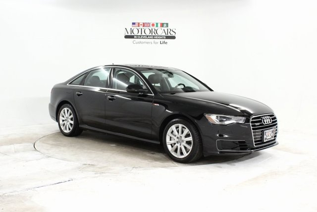 Used 2016 Audi A6 in Cleveland, OH