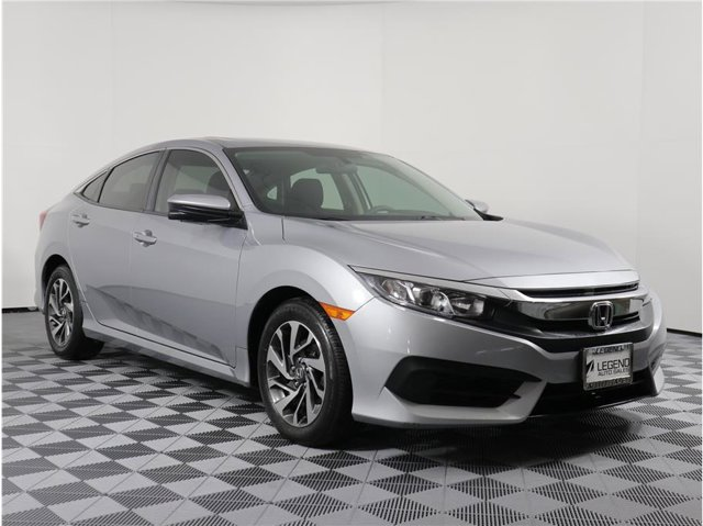 Used 2017 Honda Civic Sedan in Burien, WA