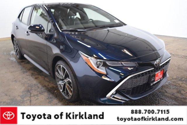New 2020 Toyota Corolla Hatchback in Kirkland, WA