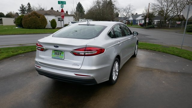 Used 2019 Ford Fusion Hybrid SEL FWD