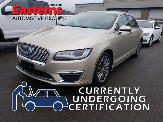 2017 Lincoln MKZ Premiere 4dr Car