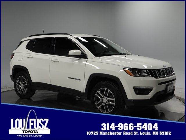 Used 2018 Jeep Compass in St. Louis, MO
