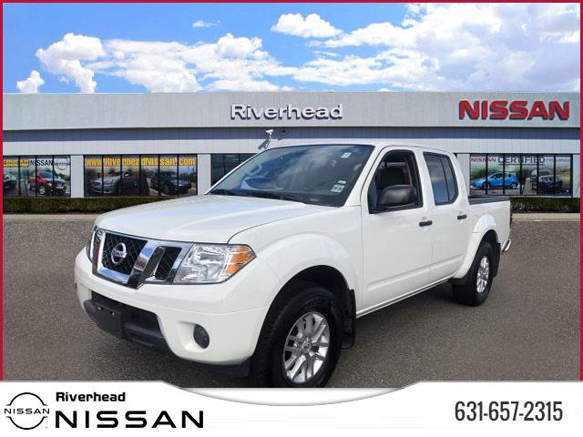 2019 Nissan Frontier SV  Regular Unleaded V-6 4.0 L/241 [2]