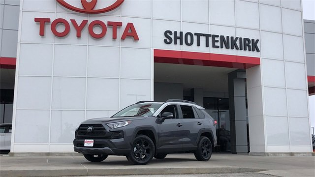 New 2020 Toyota RAV4 in Quincy, IL