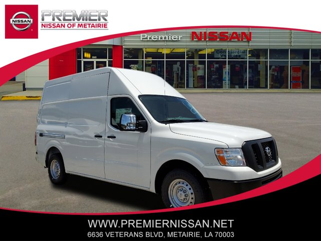 New 2019 Nissan NV Cargo in Metairie, LA