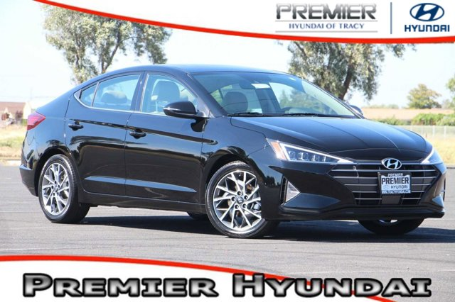 New 2019 Hyundai Elantra in Tracy, CA