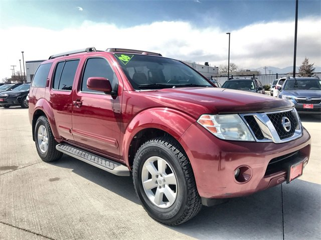 Used 2008 Nissan Pathfinder in Fort Collins, CO