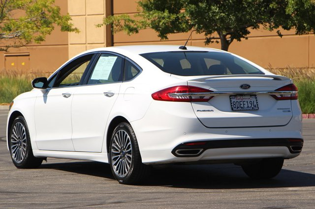 2018 Ford Fusion  6