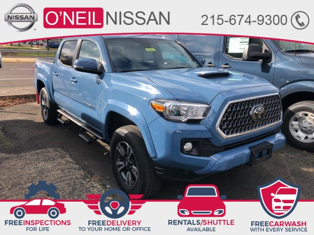 2019 Toyota Tacoma 4WD  Regular Unleaded V-6 3.5 L/211 [1]