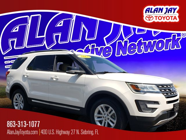 Used 2017 Ford Explorer in Sebring, FL