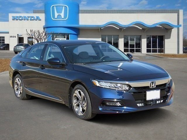 New 2019 Honda Accord Sedan in Paris, TX