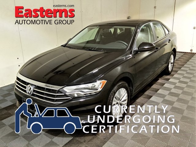 2019 Volkswagen Jetta S Manual 4dr Car