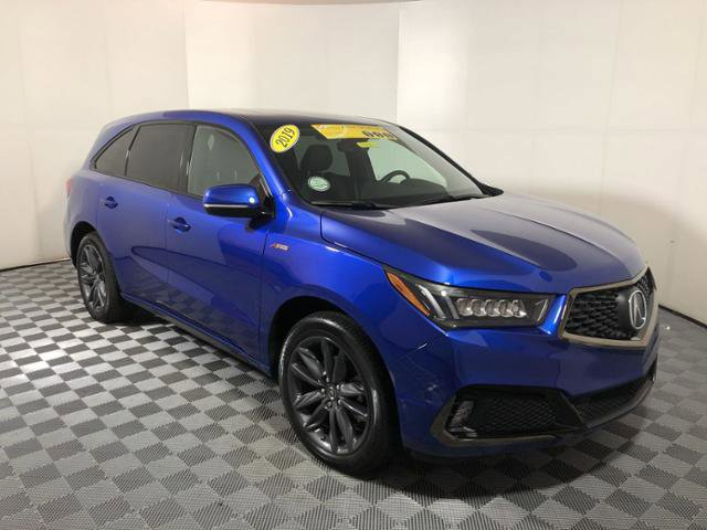 Used 2019 Acura MDX in Indianapolis, IN