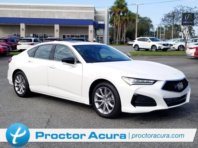 New 2021 Acura TLX in Tallahassee, FL