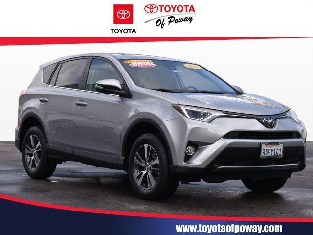 Used 2017 Toyota RAV4 in Poway, CA