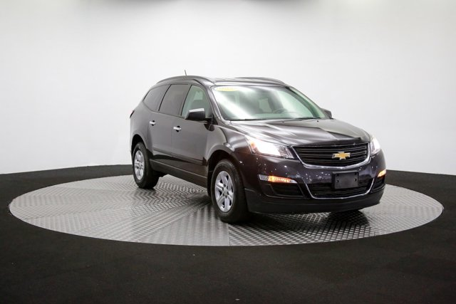 2017 Chevrolet Traverse for sale 123243 47