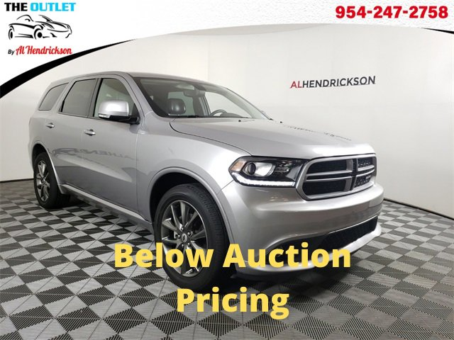 Used 2018 Dodge Durango in Coconut Creek, FL