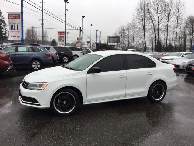 Used 2016 Volkswagen Jetta Sedan 4dr Auto 1.4T S w-Technology