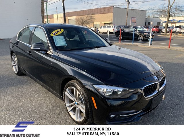 Used 2017 BMW 3 Series in Valley Stream, NY