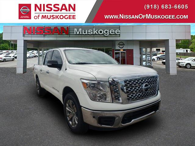 New 2019 Nissan Titan in Muskogee, OK