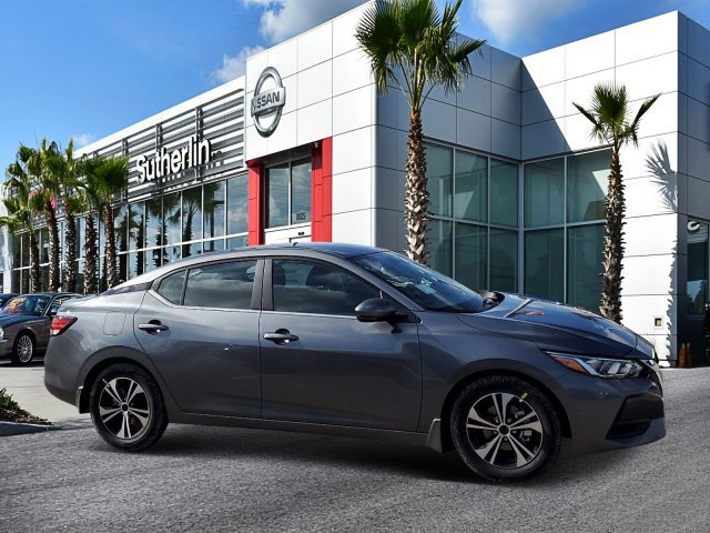 New 2020 Nissan Sentra in Orlando, FL