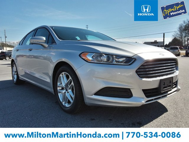 Used 2013 Ford Fusion in Gainesville, GA