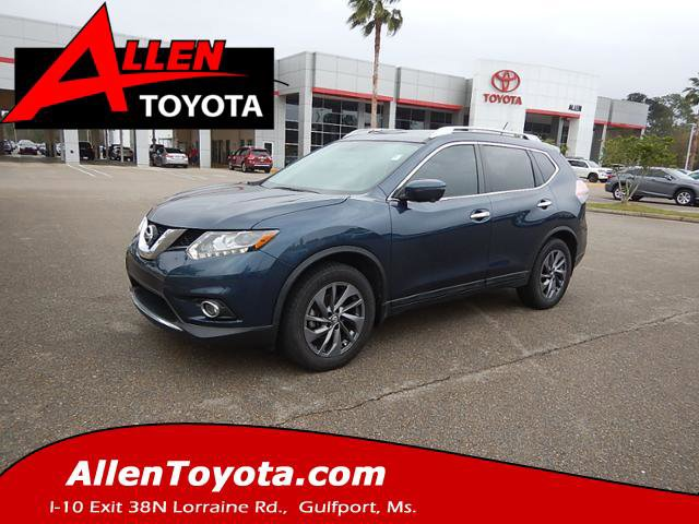 Used 2016 Nissan Rogue in Gulfport, MS