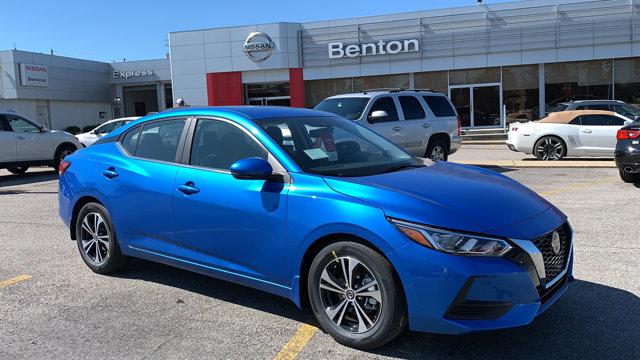 New 2020 Nissan Sentra in Hoover, AL