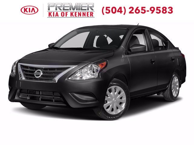 Used 2018 Nissan Versa in Kenner, LA