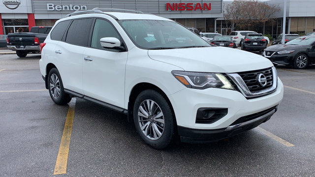Used 2019 Nissan Pathfinder in Hoover, AL