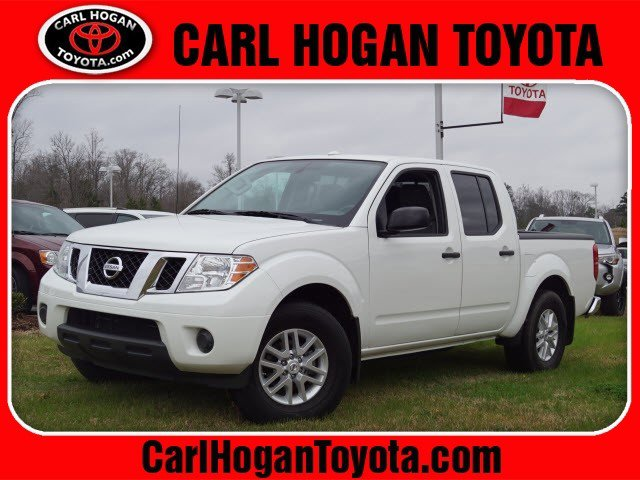Used 2017 Nissan Frontier in Columbus, MS