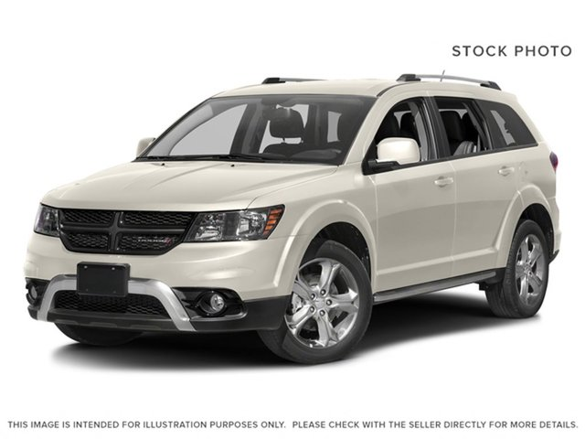 2016 Dodge Journey Crossroad AWD 4dr Crossroad 3.6L Pentastar V6 [3]