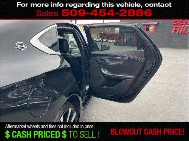 Used 2016 Chevrolet Impala 4dr Sdn LT w-2LT